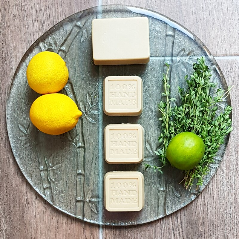 Inspospace Organic Skin Care Workshops - Citrus Soap