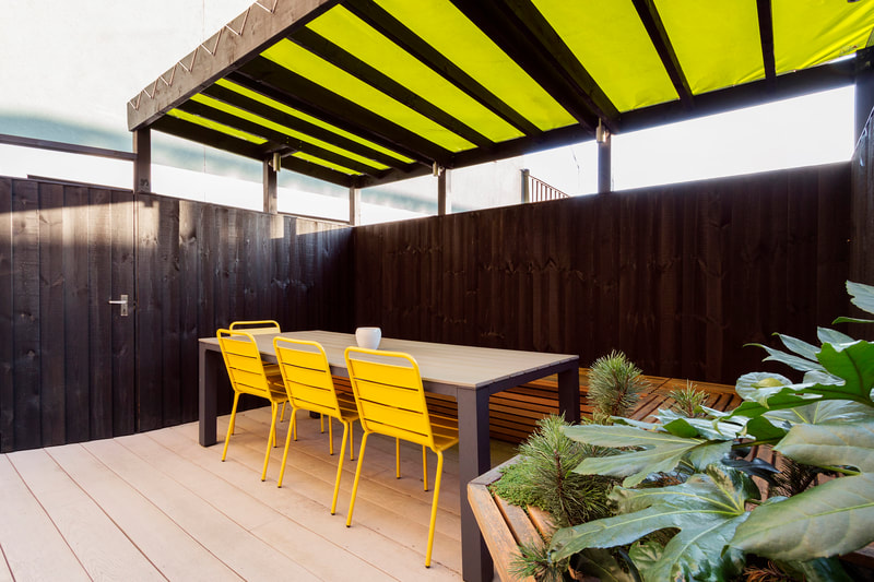 Inspospace Venue Hire - Shoreditch, East London - Outdoor Space