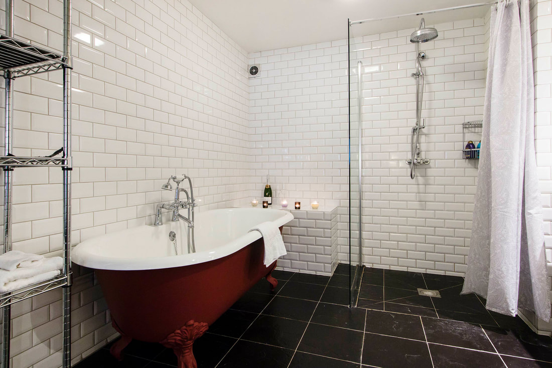 Inspospace Venue Hire - Angel, London - Bathroom